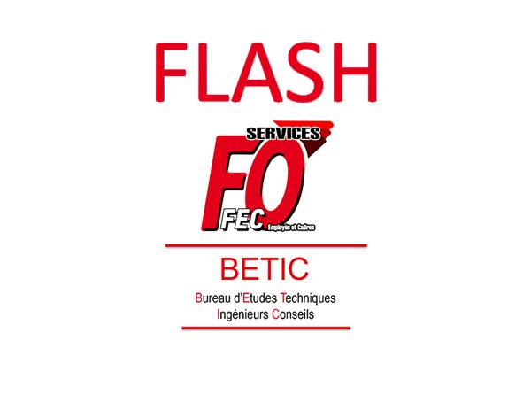 Flash info FEC FO Syntec
