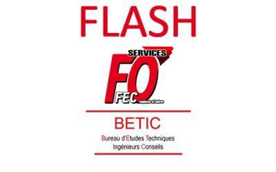 Flash FO la Commission Paritaire Bureaux d'Études Techniques – Réunion du 26 janvier 2017