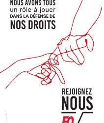 Nous avons tous un rôle à jouer dans la défense de nos droits – Rejoignez FO